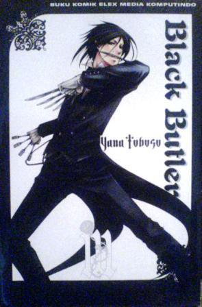 Black Butler, Vol. 3 (2009)