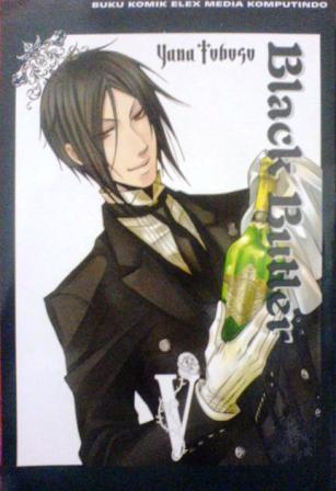 Black Butler, Vol. 5 (2010)