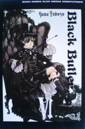 Black Butler, Vol. 6 (2010)