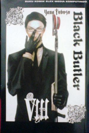 Black Butler, Vol. 8 (2010)