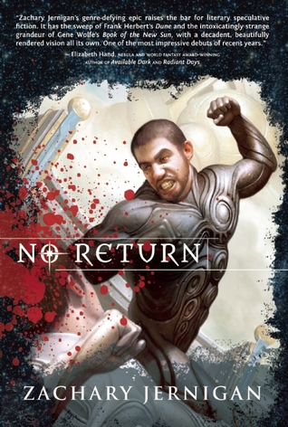 No Return: A Novel of Jeroun (2013)