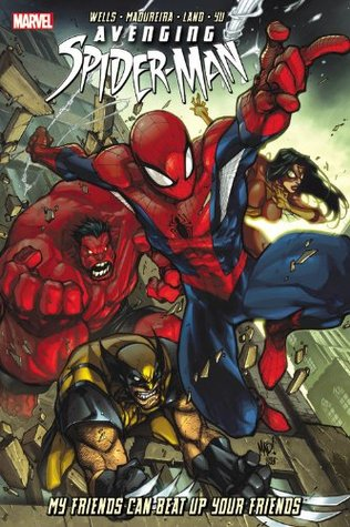 Avenging Spider-Man: My Friends Can Beat up Your Friends (2012)